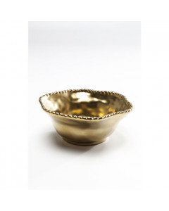Kare Schaal Bell Gold Ø16