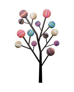 Kare Kapstok Bubble Tree