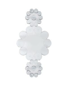 Kare Spiegel Ice Flowers 194x102cm