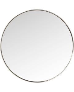 Kare Mirror Curve Round Stainless Steel Ø100 cm