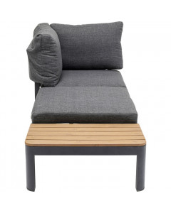 Kare Tuinset Happy Day Chaise Longue Left