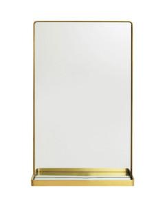 Kare Spiegel Curve 80 x 50 cm