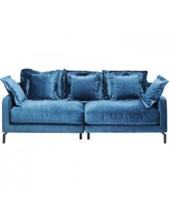 Kare Bank Lullaby Bluegreen 2-zits