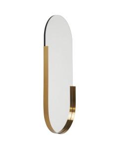 Kare Spiegel Hipster Oval 114x50cm