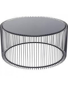 Kare Salontafel Wire Uno Black