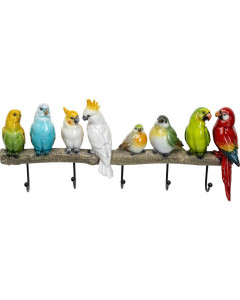 Kare Kapstok Exotic Birds