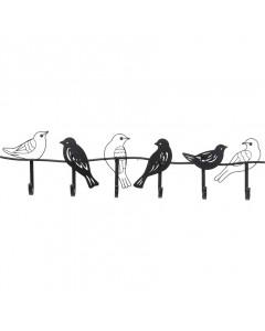 Kare Kapstok Shadow Birds 85 cm