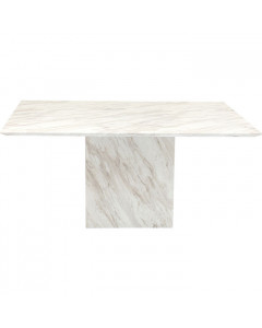 Kare Eettafel Artistico Marble