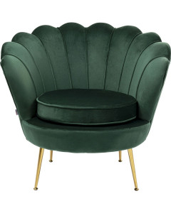 Kare Fauteuil Water Lily Green