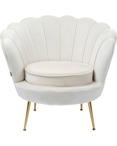 Kare Fauteuil Water Lily Beige