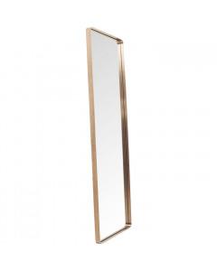 Kare Spiegel Curve MO Rectangular Copper 70x200cm