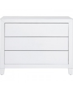 Kare Ladekast Luxury Push 3 White