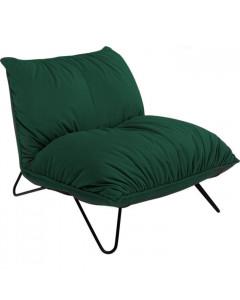 Kare fauteuil Port Pino Green