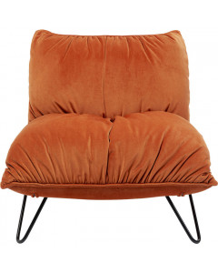 Kare Fauteuil Port Pino Curry
