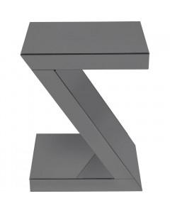 Kare Bijzettafel Luxury Z Grey