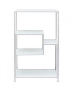 Kare Boekenkast Loft White 60x100cm
