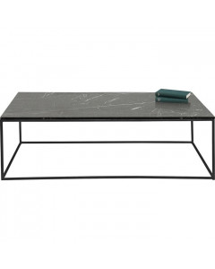 Kare Salontafel Key West Marble Black