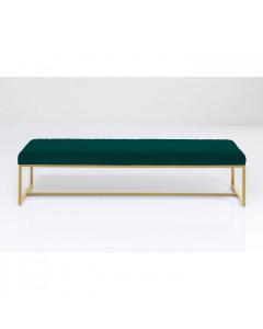Kare Halbank Smart Dark Green Brass 150x40cm