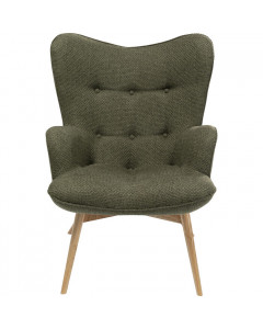 Kare Fauteuil Vicky Dolce Green