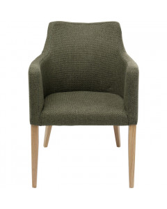 Kare Fauteuil Mode Dolce Green