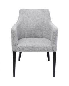 Kare Fauteuil Mode Dolce Light Grey