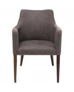 Kare Fauteuil Mode Dolce Brown