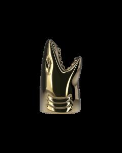 Qeeboo Paraplubak Killer Metal Gold