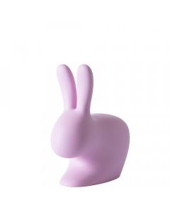 Qeeboo Stoel Rabbit Baby Pink