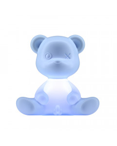 Qeeboo Tafellamp Teddy Boy Indoor Plug Light Blue