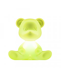 Qeeboo Tafellamp Teddy Boy Indoor Plug Light Green