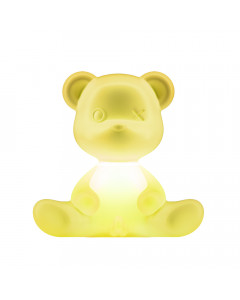Qeeboo Tafellamp Teddy Boy Indoor Plug Lime
