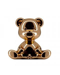 Qeeboo Lamp Teddyboy Indoor Plug Copper