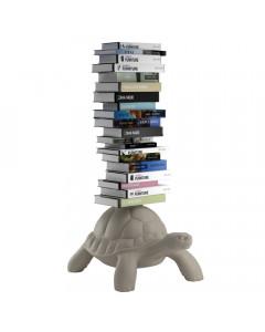 Qeeboo Boekenkast Turtle Carry Dove Grey